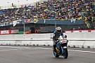 MotoGP Assen MotoGP: Jack Miller stuns in wet and wild thriller