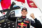 World Rallycross Canada WRX: Hansen scores shock win in wet finals