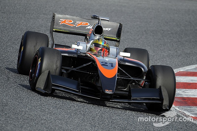 Cecotto, Baptista enter Formula V8 3.5 with RP Motorsport