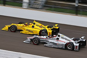 IndyCar Breaking news Penske hopes to retain current IndyCar lineup for 2017