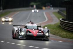 #5 Toyota Racing Toyota TS050 Hybrid: Anthony Davidson, Sébastien Buemi, Kazuki Nakajima, Alexander Wurz