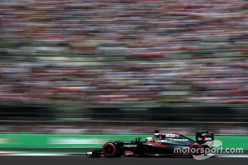 11: Fernando Alonso, McLaren MP4-31