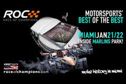 2017 Race of Champions location announcement - Miami