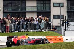 Sergio Sette Camara, Red Bull Racing demo run