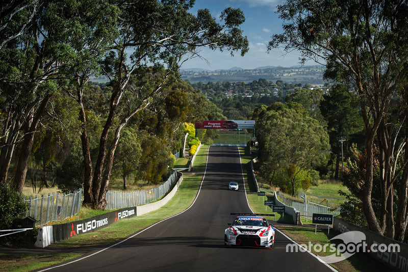 7. #1 Nissan Motorsports Nissan GT-R Nismo GT3: Rick Kelly, Katsumasa Chiyo, Florian Strauss
