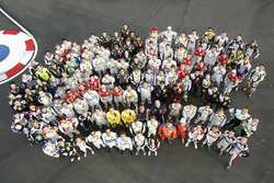 All drivers at the Motorsport Festival