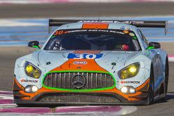 #30 Ram Racing Mercedes AMG GT3: Stuart Hall, Roald Goethe, Daniel Brown, Jamie Campbell-Walter