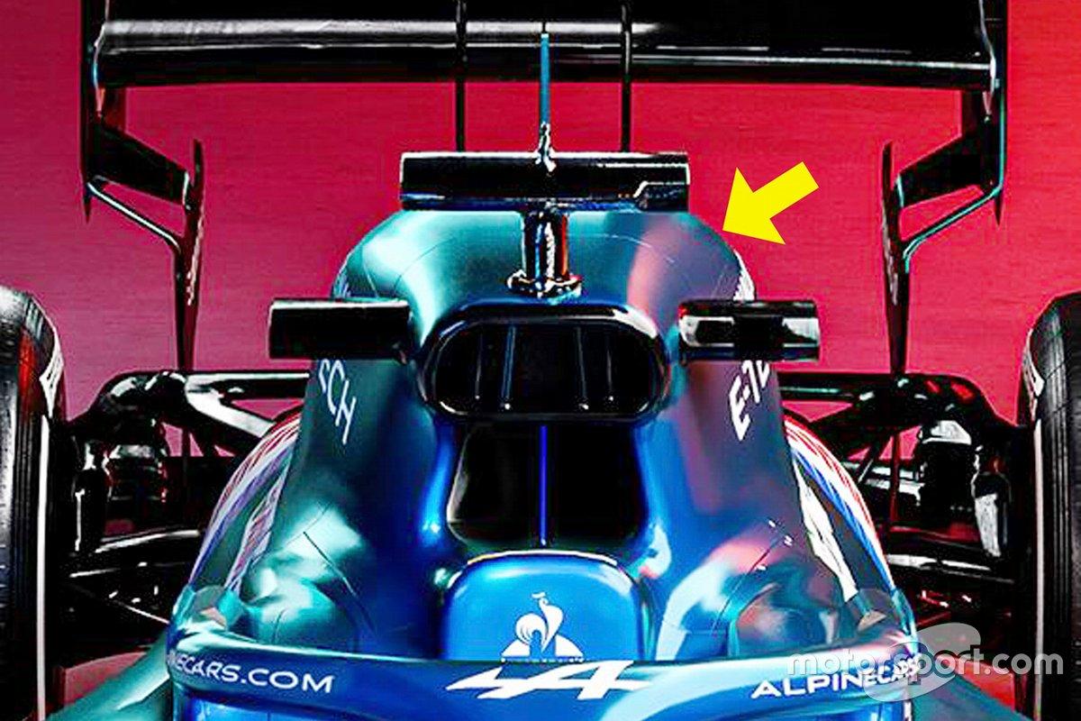 Alpine A521 cover