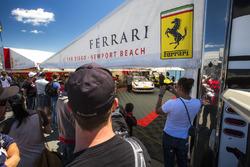 #71 Ferrari of Qu_©bec Ferrari 458: Patrice Brisebois