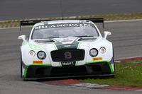 Blancpain Sprint Photos - #8 Bentley Team M-Sport Bentley Continental GT3: Andy Soucek, Maxime Soulet