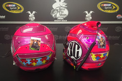 Bryan Clauson tribute helmet