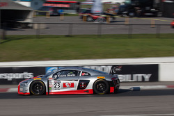 #23 M1 GT Racing Audi R8 LMS: Guy Cosmo, Walt Bowlin