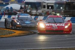 #31 Action Express Racing Corvette DP: Eric Curran, Dane Cameron, Jonny Adam, Simon Pagenaud