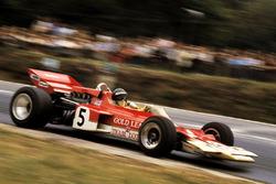 Jochen Rindt, Lotus 72C