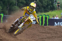 Mondiale Cross Mx2 Foto - Jeremy Seewer, Suzuki World MX2