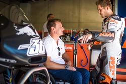 Pit Beirer and Mika Kallio, KTM RC 16