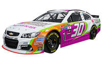 NASCAR Sprint Cup Photos - Gray Gaulding Chevrolet SS