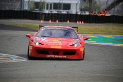 #51 Ferrari Eberlein Ferrari 458 Challenge Evo: Walter Ben Doerrenberg