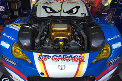 #18 Team Upgarage With Bandoh Toyota MC86
