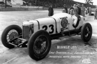 IndyCar Photos - Race winner Louis Schneider