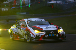 #36 TOYOTA GAZOO Racing with TOM'S レクサスRC F
