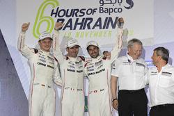 World Champion LMP1 #2 Porsche Team Porsche 919 Hybrid: Romain Dumas, Neel Jani, Marc Lieb