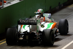 Vitantonio Liuzzi, Force India