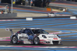 #911 Precote Herberth Motorsport Porsche 991 GT3 R: Alfred Renauer, Robert Renauer, Daniel Allemann, Ralf Bohn