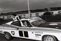 Vintage Photos - Allan Moffat
