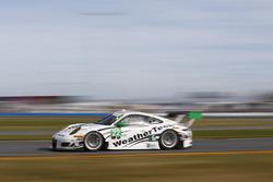 #22 Alex Job Racing Porsche 991 GT3 R: Cooper MacNeil, Leh Keen, David MacNeil, Gunnar Jeannette, Shane van Gisbergen