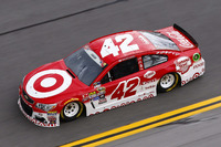NASCAR Sprint Cup Photos - Kyle Larson, Chip Ganassi Racing Chevrolet
