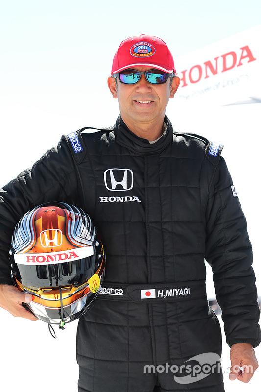 Hikaru Miyagi, S dream Honda