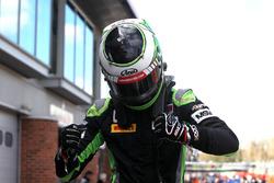 Race winner Toby Sowery, Lanan Racing