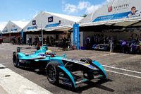 Formula E Photos - Oliver Turvey, NEXTEV TCR Formula E Team