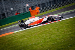 Vasily Romanov, Fortec Motorsports