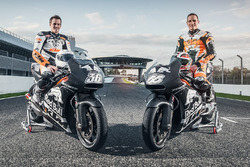 Mika Kallio and Alex Hofmann, KTM
