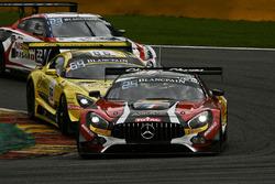 #89 AKKA ASP, Mercedes-AMG GT3: Daniele Perfetti, Laurent Cazenave, Michael Lyons, Morgan Moullin Traffort