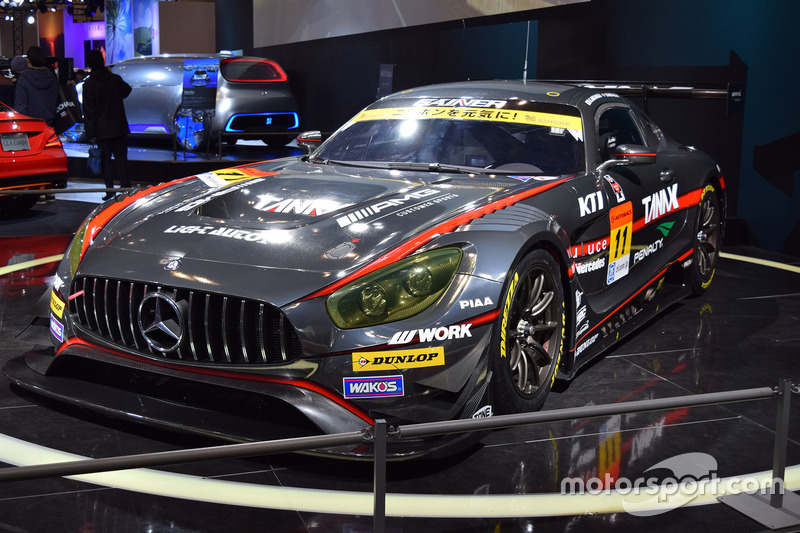 GAINER TANAX AMG GT3