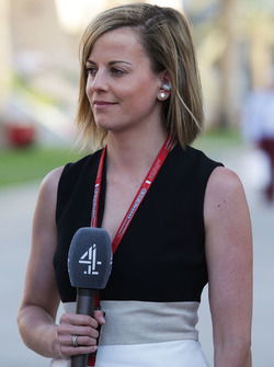 Susie Wolff, Channel 4 Expert Analyst