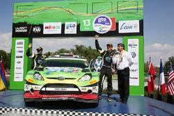 Benito Guerra, Borja Rozada, Ford Fiest RS WRC