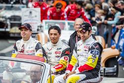 #50 Larbre Competition Chevrolet Corvette C7-R: Jean-Philippe Belloc, Yutaka Yamagishi, Pierre Ragues