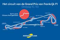 Formule 1 Foto's - Omloop Circuit Paul Ricard voor de Grand Prix van Frankrijk 2018