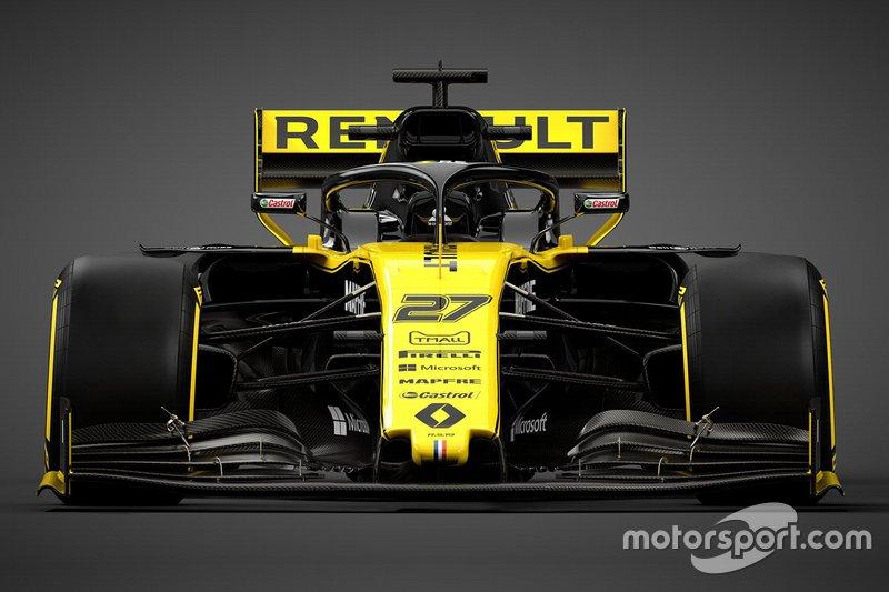 Team Renault F1 R.S.19