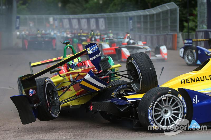 #8: Lucas di Grassi und Sebastien Buemi (Formel E)