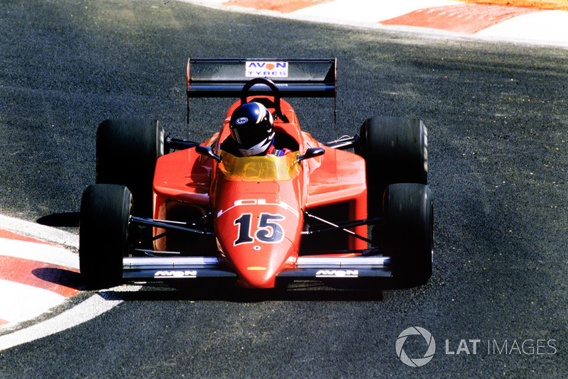 1985 Johnny Dumfries, Lola Motorsport