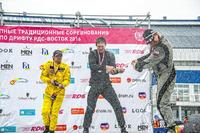 RDS Фото - Илья Федоров, Дамир Идиятулин и Максим Седых на подиуме