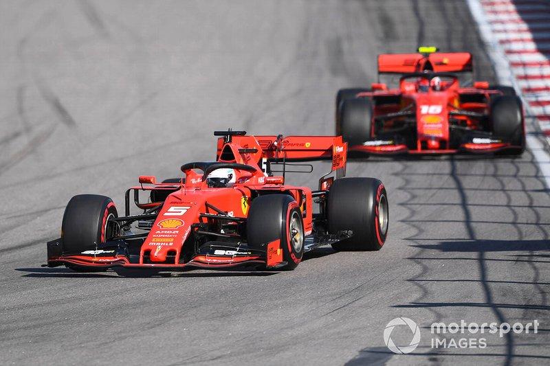 Leclerc admet la supériorité de Mercedes au Japon !