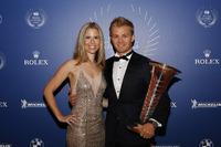 General Photos - Formula 1 World Champion Nico Rosberg and wife Vivian