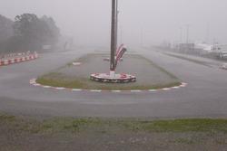 Palm Beach Karting hammered by rain