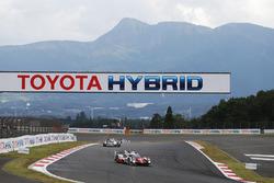 Toyota Racing flags